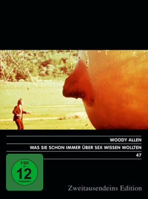 Was Sie schon immer über Sex wissen wollten, DVD