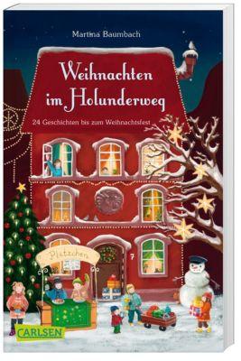 Weihnachten im Holunderweg, Martina Baumbach