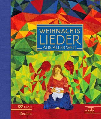 Weihnachtslieder aus aller Welt, mit CD