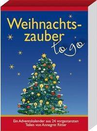 Weihnachtszauber - to go, Annegret Ritter