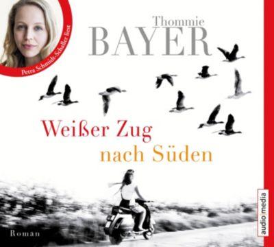 Weißer Zug nach Süden, 3 Audio-CDs, Thommie Bayer