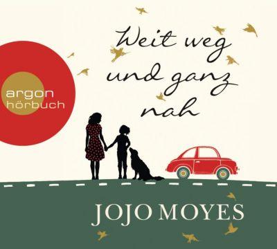 Weit weg und ganz nah, 7 Audio-CDs, Jojo Moyes