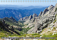 Weitwandern auf Korsika GR 20 (Tischkalender 2018 DIN A5 quer) - Produktdetailbild 9