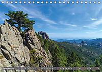 Weitwandern auf Korsika GR 20 (Tischkalender 2018 DIN A5 quer) - Produktdetailbild 12