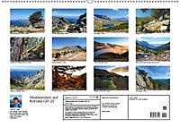 Weitwandern auf Korsika GR 20 (Wandkalender 2018 DIN A2 quer) - Produktdetailbild 13