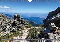 Weitwandern auf Korsika GR 20 (Wandkalender 2018 DIN A4 quer) - Produktdetailbild 2