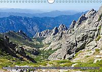 Weitwandern auf Korsika GR 20 (Wandkalender 2018 DIN A4 quer) - Produktdetailbild 9