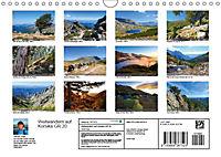 Weitwandern auf Korsika GR 20 (Wandkalender 2018 DIN A4 quer) - Produktdetailbild 13