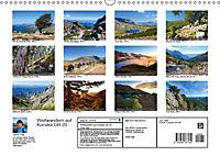 Weitwandern auf Korsika GR 20 (Wandkalender 2018 DIN A3 quer) - Produktdetailbild 13