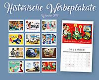Werbeplakate Kalender 2018 + 2 Blechschilder - Produktdetailbild 10