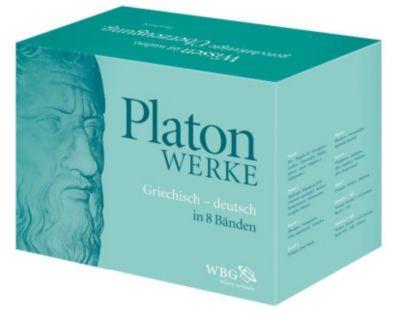 Werke in 8 Bänden, 8 Bde., Platon