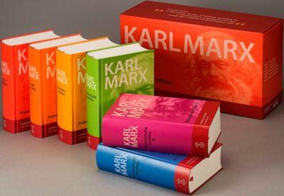 Werke, Schriften, 6 Bde., Karl Marx