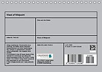 West of Midpoint (Tischkalender 2018 DIN A5 quer) - Produktdetailbild 13