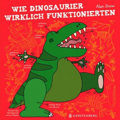 Wie Dinosaurier wirklich funktionierten, Alan Snow