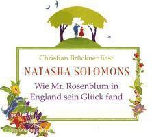 Wie Mr. Rosenblum in England sein Glück fand, 6 Audio-CDs, Natasha Solomons
