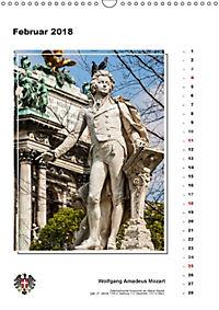 Wiener PersönlichkeitenAT-Version (Wandkalender 2018 DIN A3 hoch) - Produktdetailbild 2