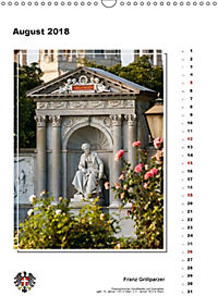Wiener PersönlichkeitenAT-Version (Wandkalender 2018 DIN A3 hoch) - Produktdetailbild 8