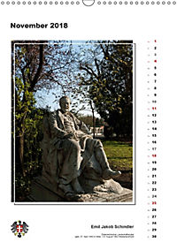 Wiener PersönlichkeitenAT-Version (Wandkalender 2018 DIN A3 hoch) - Produktdetailbild 11
