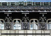 Wiener Prunkgiebel - Vom Barock zum Art Deco (Wandkalender 2018 DIN A2 quer) - Produktdetailbild 7