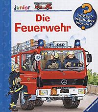 Wieso? Weshalb? Warum? Junior Band 2: Die Feuerwehr - Produktdetailbild 1