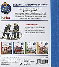 Wieso? Weshalb? Warum? Junior Band 2: Die Feuerwehr - Produktdetailbild 2