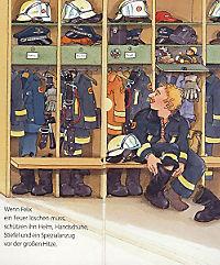 Wieso? Weshalb? Warum? Junior Band 2: Die Feuerwehr - Produktdetailbild 4