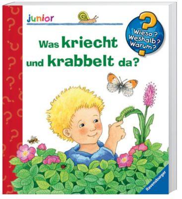 Wieso? Weshalb? Warum? Junior Band 36: Was kriecht und krabbelt da?, Irmgard Eberhard