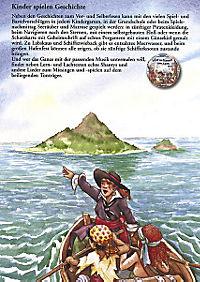 Wild und verwegen übers Meer, m. Audio-CD - Produktdetailbild 1