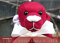 Wilde Bären - Teddybär-Porträts voller Charakter (Wandkalender 2018 DIN A3 quer) - Produktdetailbild 12