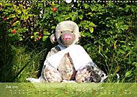 Wilde Bären - Teddybär-Porträts voller Charakter (Wandkalender 2018 DIN A3 quer) - Produktdetailbild 7