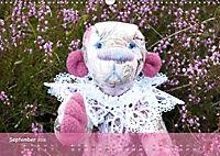 Wilde Bären - Teddybär-Porträts voller Charakter (Wandkalender 2018 DIN A3 quer) - Produktdetailbild 9