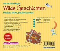 Wilde Geschichten, Audio-CD - Produktdetailbild 1
