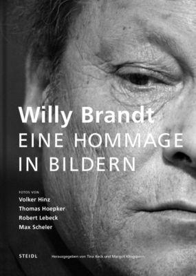 Willy Brandt, Tina Keck, MARGOT KLINGSPORN