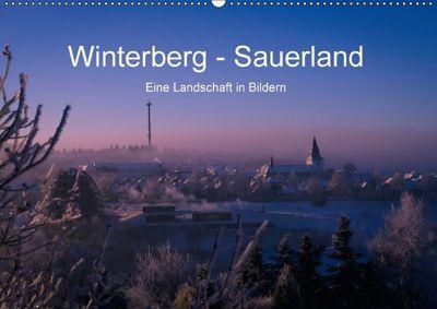 Winterberg - Sauerland - Eine Landschaft in Bildern (Wandkalender 2018 DIN A2 quer), Dora Pi