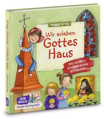 Wir erleben Gottes Haus, Margret Färber