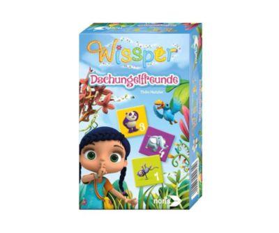 Wissper - Dschungelfreunde (Kinderspiel), Thilo Hutzler