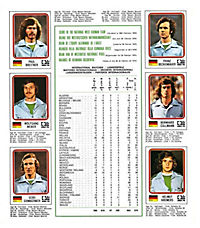 World Cup - die Panini Fußballsticker 1970-2014 - Produktdetailbild 1