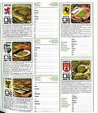 World Cup - die Panini Fußballsticker 1970-2014 - Produktdetailbild 2
