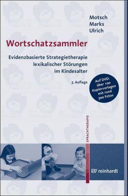 Wortschatzsammler, m. DVD, Hans-Joachim Motsch, Dana-Kristin Marks, Tanja Ulrich