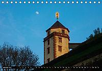 Würzburg am Abend (Tischkalender 2018 DIN A5 quer) - Produktdetailbild 1