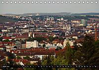Würzburg am Abend (Tischkalender 2018 DIN A5 quer) - Produktdetailbild 4