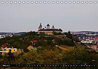 Würzburg am Abend (Tischkalender 2018 DIN A5 quer) - Produktdetailbild 3