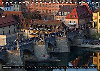 Würzburg am Abend (Tischkalender 2018 DIN A5 quer) - Produktdetailbild 8