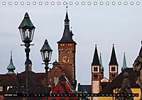 Würzburg am Abend (Tischkalender 2018 DIN A5 quer) - Produktdetailbild 10