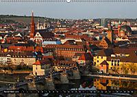Würzburg am Abend (Wandkalender 2018 DIN A2 quer) - Produktdetailbild 11