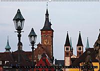 Würzburg am Abend (Wandkalender 2018 DIN A2 quer) - Produktdetailbild 10