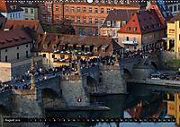 Würzburg am Abend (Wandkalender 2018 DIN A2 quer) - Produktdetailbild 8