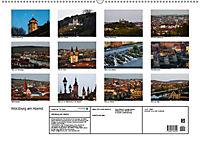 Würzburg am Abend (Wandkalender 2018 DIN A2 quer) - Produktdetailbild 13