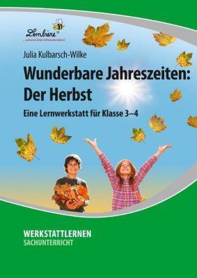 Wunderbare Jahreszeiten: Der Herbst, Julia Kulbarsch-Wilke