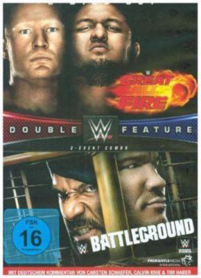 WWE: Great Balls of Fire+ Battleground 2017 - Double Feature Double Up Collection, Diverse Interpreten